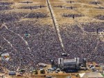 Different views on how many people attended prayer meeting in Bloemfontein | News Article