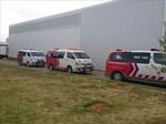 Ten injured after apparent chemical leak in BFN | News Article