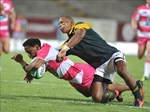 Junior Boks stamp their authority on the VC Dream Team | News Article