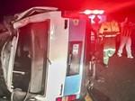 13 beseer in taxi ongeluk | News Article