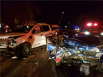 One dead in head-on collision, Potch | News Article