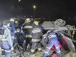 High-speed collision leaves one critically injured  | News Article