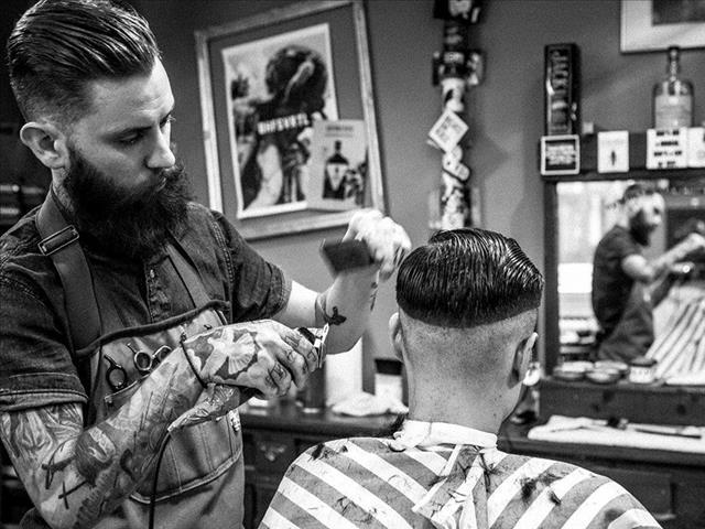 Virtual barber