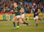 Ross Cronjé ruled out of third Springbok Test | News Article
