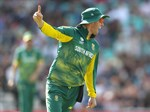 De Villiers 'excited' to lead T20 side | News Article