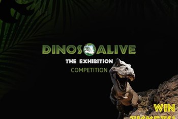WIN with Dinos Alive!