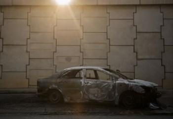 Uber driver dies weeks after vehicle was set alight   News Article