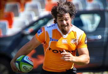 Swart starts for Griquas against Blue Bulls | News Article