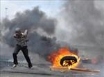 Niemand vas nadat Bfn-man lewend verbrand word nie   News Article