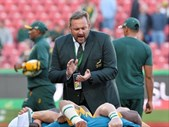 The Locker Room: Proudfoot pleased with training effort of Bok squad | Blog Post