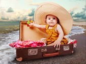 How to Travel with an Infant | Blog Post