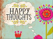 The Good Blog - (song) Think Happy Thoughts  | Blog Post