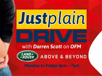 Best of Just Plain Drive 8 - 12 October  | Blog Post
