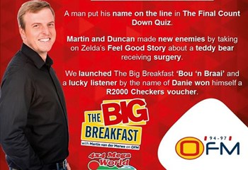 -TBB- The Best of The Big Breakfast 8-12 October | News Article