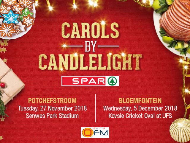 SPAR OFM Carols by Candlelight 2018