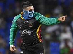 Shamsi ready for the turn in Paarl | News Article