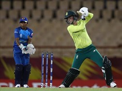 Proteas woman beat Sri Lanka in World T20 opener | News Article