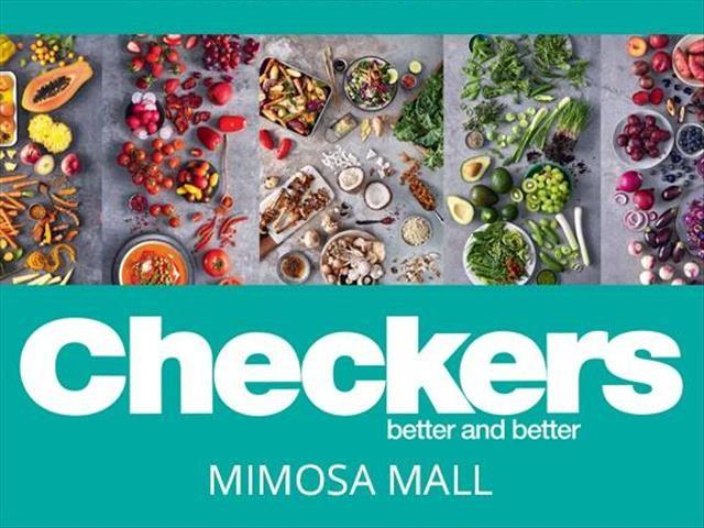Checkers Mimosa Grand Opening