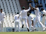 Ngidi seals the Test series for South Africa | News Article
