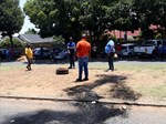 Youths arrested for petrol bombing police car at #HoerskoolOvervaal | News Article
