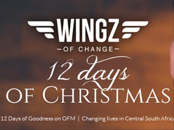 Day 8 of 12 Days of Christmas on Just Plain Drive on OFM  | Blog Post