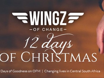 9 of 12 Days of Christmas on Just Plain Drive on OFM | Blog Post