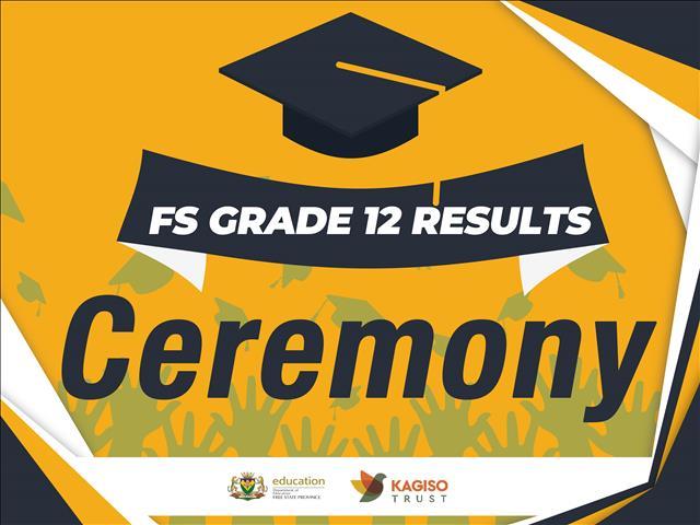 FS Grade 12 Results Ceremony