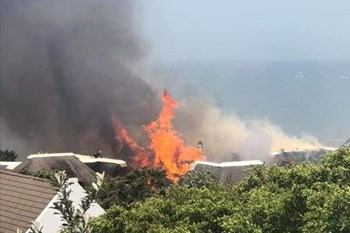 Smokers suspected to have caused St Francis Bay fire | News Article
