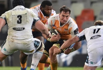 Venter wants to lead by example in Cheetahs return | News Article