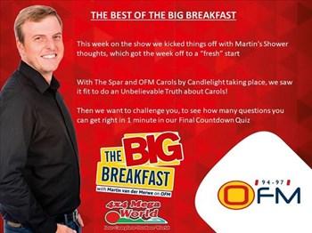 -TBB- The Best of The Big Breakfast 3-7 December | Blog Post