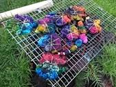 Tie dye in the rain | Blog Post