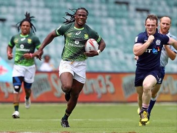 Blitzboks to face Scotland in Cup quarters of NZ Sevens | Blog Post