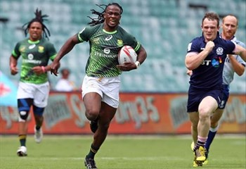 Blitzboks to face Scotland in Cup quarters of NZ Sevens | News Article