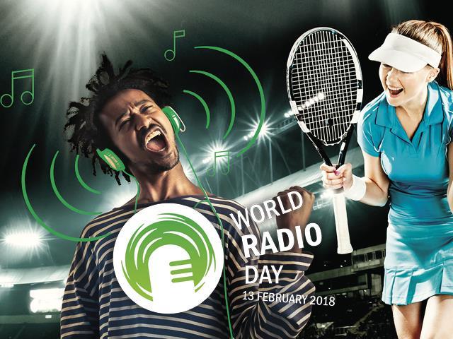 OFM Celebrates World Radio Day 2018