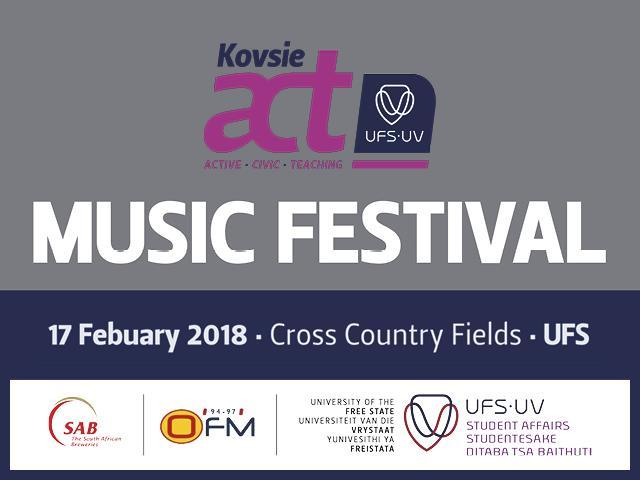 Kovsie ACT Music Festival