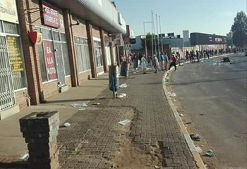 Maluti-A-Phofung Municipal Mayor to take the heat for #QwaqwaProtests | News Article