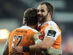 Marais starts at centre for Dragons clash | News Article