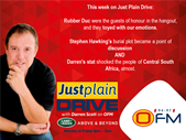 The Best Of Just Plain Drive 19-23 March 2018 | Blog Post