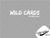 03 March 2018 - #WildCards | Blog Post