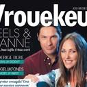 Vrouekeur - Die een met Neels van Jaarsveld en sy vrou, Jeanne op die voorblad | Blog Post