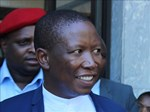 'Bring it on, bloody racists... I'm born ready!' - Malema | News Article