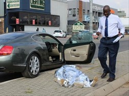 Man killed in Sandton 'hit' linked to R255m Free State contract | News Article