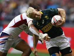 Brown to lead revamped Blitzboks to Singapore | News Article
