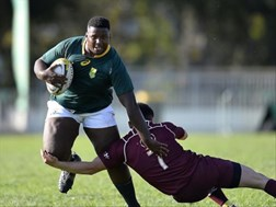 Sazi to lead new-look Junior Bok team against Georgia | News Article