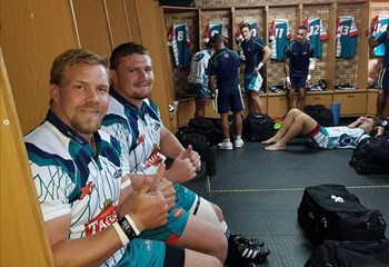 Griquas make strong start to SuperSport Rugby Challange   News Article