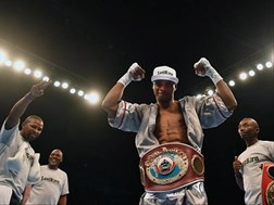 Tete retains bantamweight title   News Article