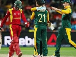 Proteas to host Zimbabwe in Central South Africa | News Article