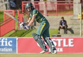 Wolvaardt excited ahead of T20 series | News Article