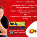 The Best Of Just Plain Drive 14 - 18 May 2018  | Blog Post