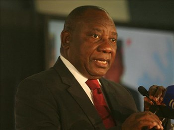 Ramaphosa: We must all be investment envoys  | News Article